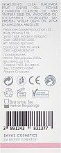 Regenerierendes Augenkonturserum mit Extrakt aus bulgarischer Rose und Seide - Hristina Cosmetics Sayaz Premium Bulgarian Rose & Silk Extract Eye Serum 24H — Bild N3
