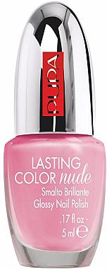 Nagellack - Pupa Lasting Color Nude — Bild N1
