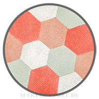 Puderrouge Mosaik - Affect Cosmetics Glamour Mosaic Powder — Bild H-0101