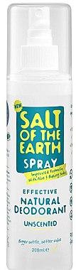 Natürliches Deospray - Salt of the Earth Natural Deodorant Spray — Bild N1