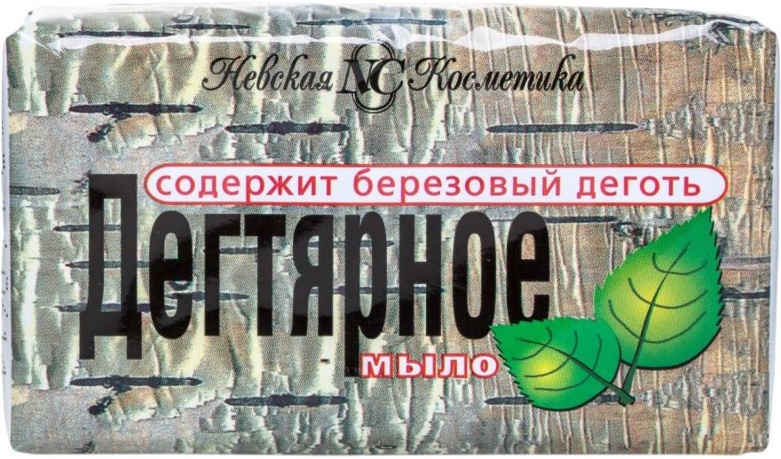 Seife mit Birkenteeröl - Neva Kosmetik — Bild N1