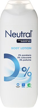 Körperlotion - Neutral Body Lotion — Bild N2
