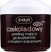 Grobkorn-Körperpeeling mit Kakaobutter - Ziaja Body Peeling — Bild N1