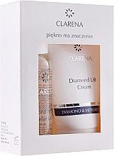 Düfte, Parfümerie und Kosmetik Gesichtspflegeset - Clarena Diamond Mini Set (Creme/15ml + Lotion/30ml)