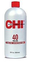 Düfte, Parfümerie und Kosmetik Entwicklerlotion 12% - CHI Color Generator 12% 40 Vol