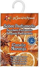 Düfte, Parfümerie und Kosmetik Duftbeutel Orange und Zimt - La Casa de Los Aromas Scented Sachet