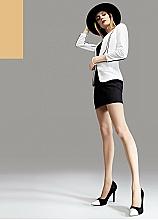 Düfte, Parfümerie und Kosmetik Damenstrumpfhose Silquenia 20 Den naturel - Knittex