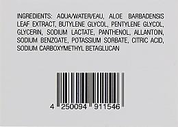 Sanftes Gesichtswasser mit Beta-Glucan und Aloe Vera-Extrakt - Klapp Beta Glucan Tonic — Bild N3