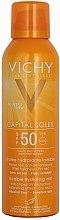 Düfte, Parfümerie und Kosmetik Feuchtigkeitsspendendes und transparentes Sonnenschutzspray für Körper und Gesicht SPF 50 - Vichy Capital Soleil SPF 50 Invisible Hydrating Mist