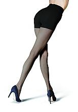 Düfte, Parfümerie und Kosmetik Figurunterstützende Damenstrumpfhose Push up 20 Den nero - Knittex