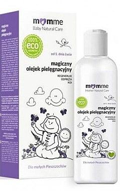 Baby Körperöl - Momme Baby Natural Care Body Oil — Bild N1