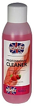 Nagelentfeuchter Strawberry - Ronney Professional Nail Cleaner Strawberry — Bild N3