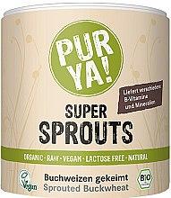 Düfte, Parfümerie und Kosmetik Bio Buchweizen gekeimt - Purya Organic Super Sprouts Sprouted Buckwheat