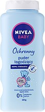 Düfte, Parfümerie und Kosmetik Beruhigendes Puder für die empfindliche Babyhaut - Nivea Baby Powder