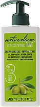 Düfte, Parfümerie und Kosmetik Revitalisierendes Gesichts- und Körperreinigungsgel mit Olive - Naturalium Revitalizing Cleansing Gel