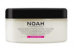 Düfte, Parfümerie und Kosmetik Maske für gefärbtes Haar mit Reis und Phytokeratin - Noah Hair Mask With Rice Phytokeratine
