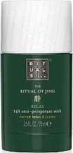 Düfte, Parfümerie und Kosmetik Deostick Antitranspirant - Rituals The Ritual of Jing Anti-Perspirant Stick