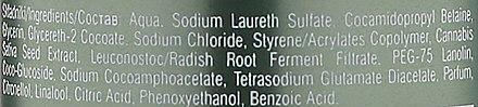 Feuchtigkeitsspendendes Duschgel mit Hanfextrakt - Joanna Botanicals For Home Spa Cannabis Seed Shower Gel — Bild N3