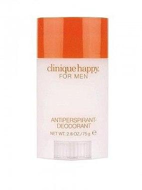 Deostick Antitranspirant - Clinique Happy for men — Bild N1