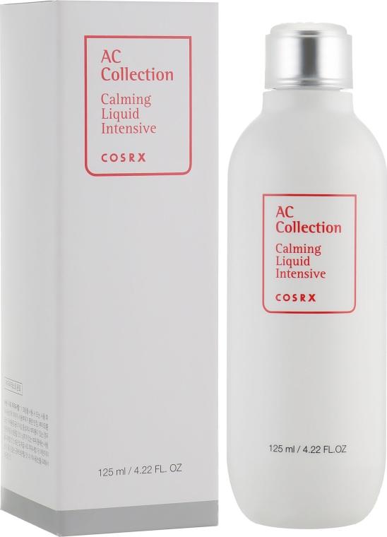 Beruhigendes und reinigendes Gesichtstonikum für Akne-Haut - Cosrx AC Collection Calming Liquid Intensive — Bild N1