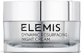 Düfte, Parfümerie und Kosmetik Glättende, erneuernde und feuchtigkeitsspendende Nachtcreme für das Gesicht - Elemis Dynamic Resurfacing Night Cream
