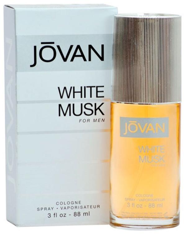 Jovan White Musk For Men - Eau de Cologne — Bild N1