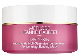 Düfte, Parfümerie und Kosmetik Verjüngende Gesichtsmaske für die Nacht - Methode Jeanne Piaubert Divinskin Rejuvenating Sleeping Mask
