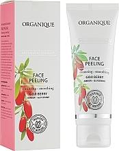 Düfte, Parfümerie und Kosmetik Glättendes Anti-Aging Gesichtspeeling mit Goji-Beere - Organique Anti-Ageing Therapy Goji Berry Face Peeling