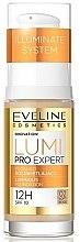 Düfte, Parfümerie und Kosmetik Cremige Foundation - Eveline Cosmetics Lumi Pro Expert SPF10