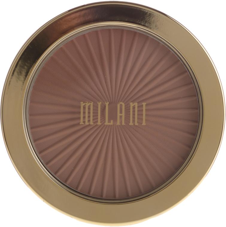 Gesichtsbronzer - Milani Silky Matte Bronzing Powder — Bild N1
