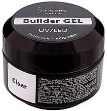 Düfte, Parfümerie und Kosmetik Nagelgel-Base - Sincero Salon Builder Gel