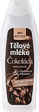 Düfte, Parfümerie und Kosmetik Körperlotion mit Schokolade - Bione Cosmetics Chocolate Extra Gentle Body Lotion