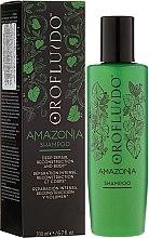 Düfte, Parfümerie und Kosmetik Volumen und Reparatur Shampoo für strapaziertes Haar - Orofluido Amazonia Shampoo