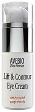 Düfte, Parfümerie und Kosmetik Liftingcreme für die Augenpartie - Avebio Lift Contour Eye Cream
