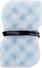 Düfte, Parfümerie und Kosmetik Massageschwamm blau - Suavipiel Black Aqua Power Massage Sponge