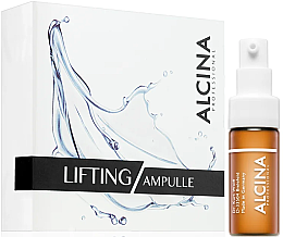 Düfte, Parfümerie und Kosmetik Lifting-Gesichtasmpulle für jede Haut - Alcina Lifting Ampulle