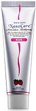 Düfte, Parfümerie und Kosmetik Kinderzahnpasta mit Erdbeergeschmack - VitalCare White Pearl NanoCare Kids Strawberry Toothpaste