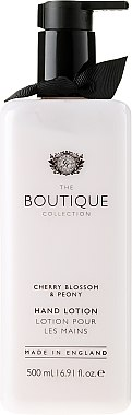 Handlotion mit Kirschblüte und Pfingstrose - Grace Cole Boutique Cherry Blossom and Peony Hand Lotion — Bild N1