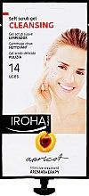 Düfte, Parfümerie und Kosmetik Reinigendes Gesichtsgel-Peeling mit Aprikose - Iroha Nature Apricot Soft Scrub Gel Cleansing