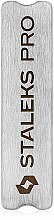 Düfte, Parfümerie und Kosmetik Metallnagelfeile MBE-50 - Staleks Pro Expert