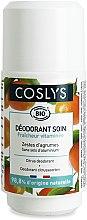 Düfte, Parfümerie und Kosmetik Deo Roll-on mit Zitrusfrüchten - Coslys Citrus Deodorant