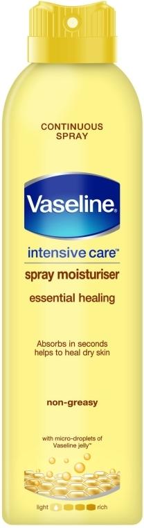 Feuchtigkeitsspendendes Körperspray - Vaseline Intensive Care Essential Healing Spray Moisturiser — Bild N1