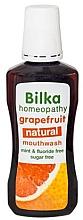 Düfte, Parfümerie und Kosmetik Mundspülung mit Grapefruitextrakt - Bilka Homeopathy Grapefruit Mouthwash