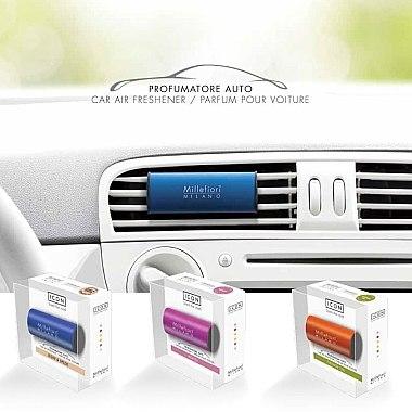 Auto-Lufterfrischer Sandalo Bergamotto - Millefiori Car Air Freshener Sandalo Bergamotto Icon Classic Line — Bild N2