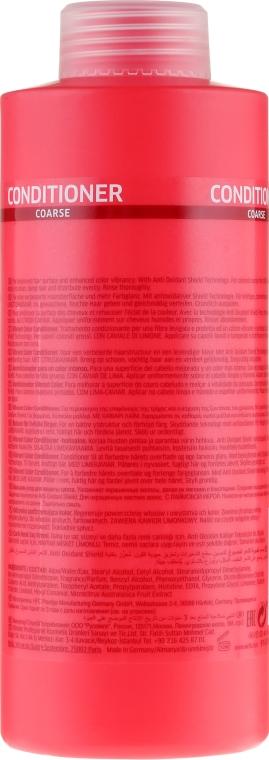 Haarspülung für coloriertes Haar - Wella Professionals Invigo Colour Brilliance Coarse Conditioner — Bild N4