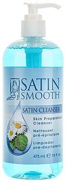 Pre-Wax-Lotion - Satin Smooth Skin Preparation Cleanser — Bild N3
