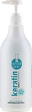 Düfte, Parfümerie und Kosmetik Shampoo für täglichen Gebrauch mit Keratin - Alexandre Cosmetics Keratin Care Daily Shampoo