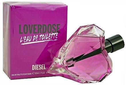 Diesel Loverdose L'Eau de Toilette - Eau de Toilette — Bild N1