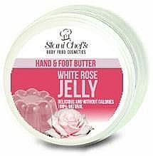 Düfte, Parfümerie und Kosmetik Hand- und Fußbutter mit weißem Rosengelee - Stani Chef's Hand And Foot Butter White Rose Jelly