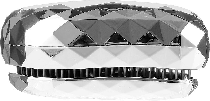 Entwirrbürste silber - Twish Spiky 4 Hair Brush Diamond Silver — Bild N4